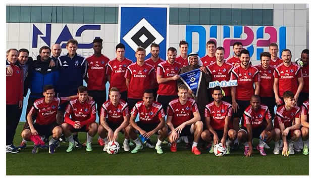 HSV in Dubai