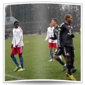 Onwuzo brachte nicht die erhoffte Stabilität in der St. Pauli Defensive.