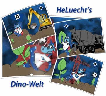 HeLuecht's Dino-Welt