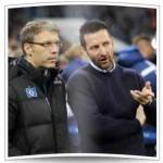 Sportchef und Trainer: nicht immer einer Meinung
