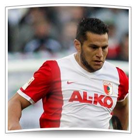 Raul Bobadilla hat noch nie gegen den HSV verloren