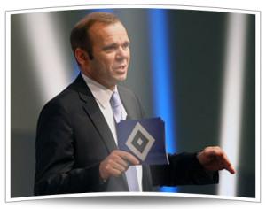 Bernd-Hoffmann - stand noch für Umsätze über dem Ligadurchschnitt.