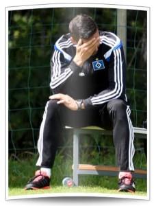 Noch steht viel Arbeit ins Haus für Joe Zinnbauer bei der U23.