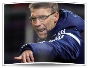 Peter Knäbel - als Trainer ein einziges Missverständnis.
