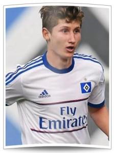 Dren Feka, das 18jährige Talent erhielt einen Dreijahresvertrag als Lizenzspieler. Alibi oder der Weg der Zukunft beim HSV?