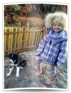 Lilly leidet unter GAN und benötigt dringend Spenden für eine Therapie in den USA
