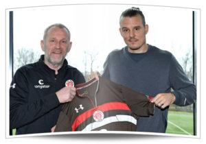 Alex Meier unterschreibt leistungsbezogenen Vertrag bis zum Saisonende beim FC St. Pauli