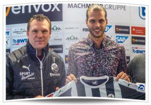 Dennis Diekmeier zum SV Sandhausen