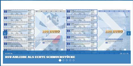 Werben für die Schmuckanleihe - Screenshot hsv.de 28.2.19 22 h